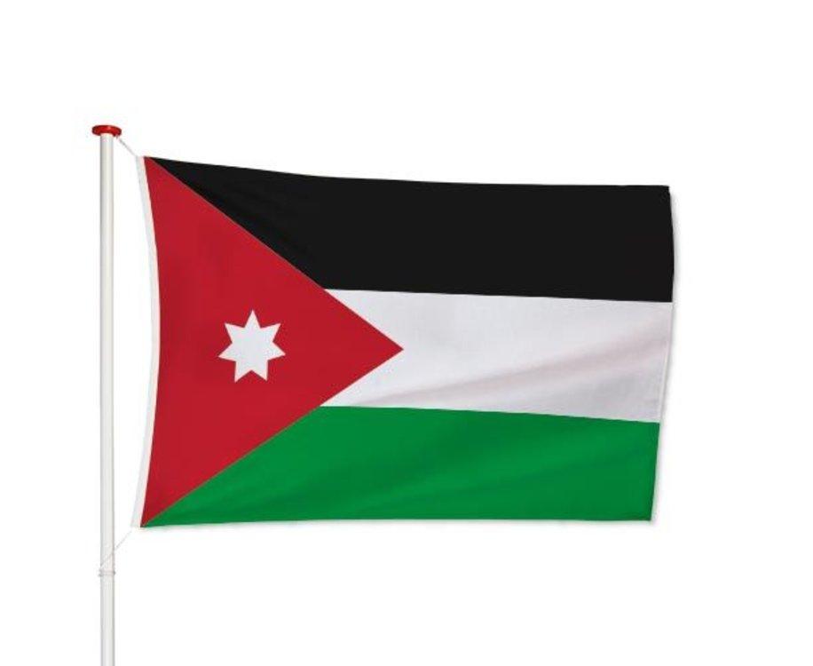 Jordaanse Vlag