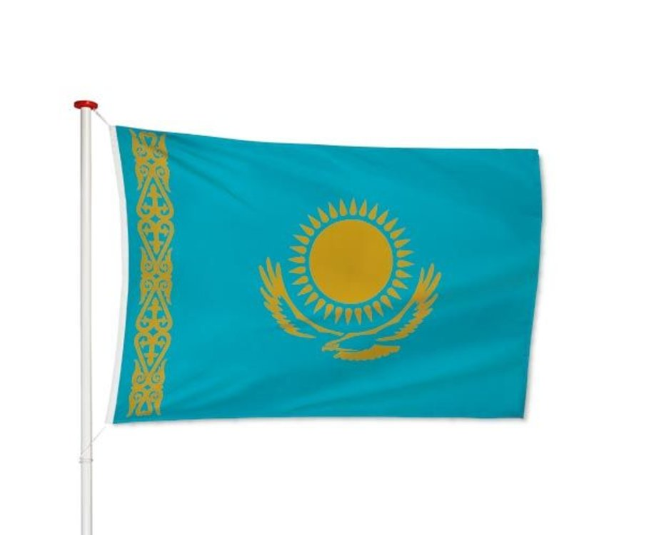 Kazachstaanse Vlag