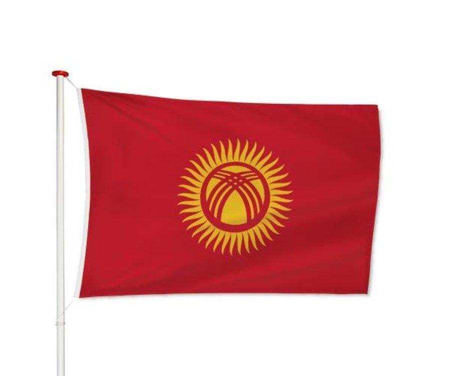 Kirgizische Vlag