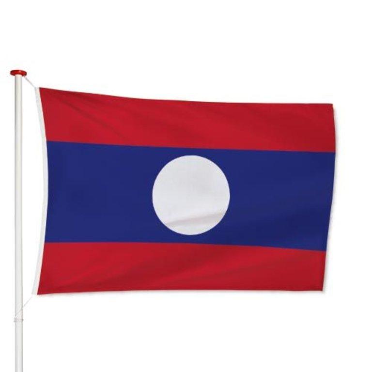 Laotiaanse Vlag