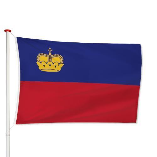 Liechtensteinse Vlag