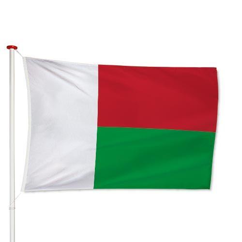 Madagassische Vlag