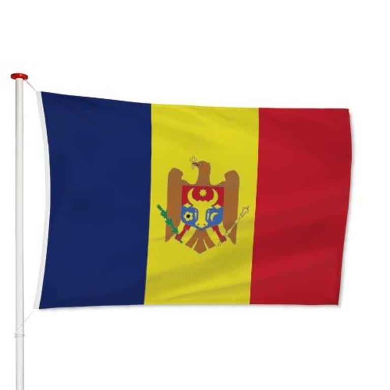 Moldavische Vlag