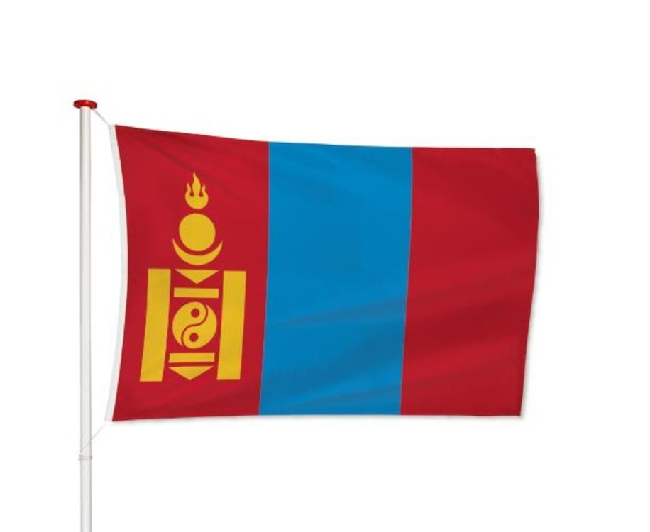 Mongoolse Vlag