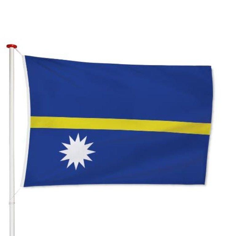 Nauruaanse Vlag