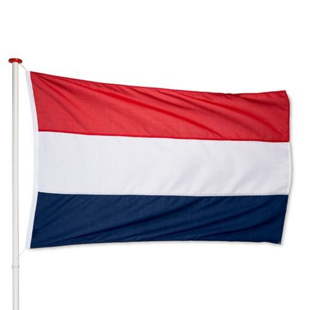 Vlag Nederland Marineblauw / Marineblauwe Nederlandse Vlag
