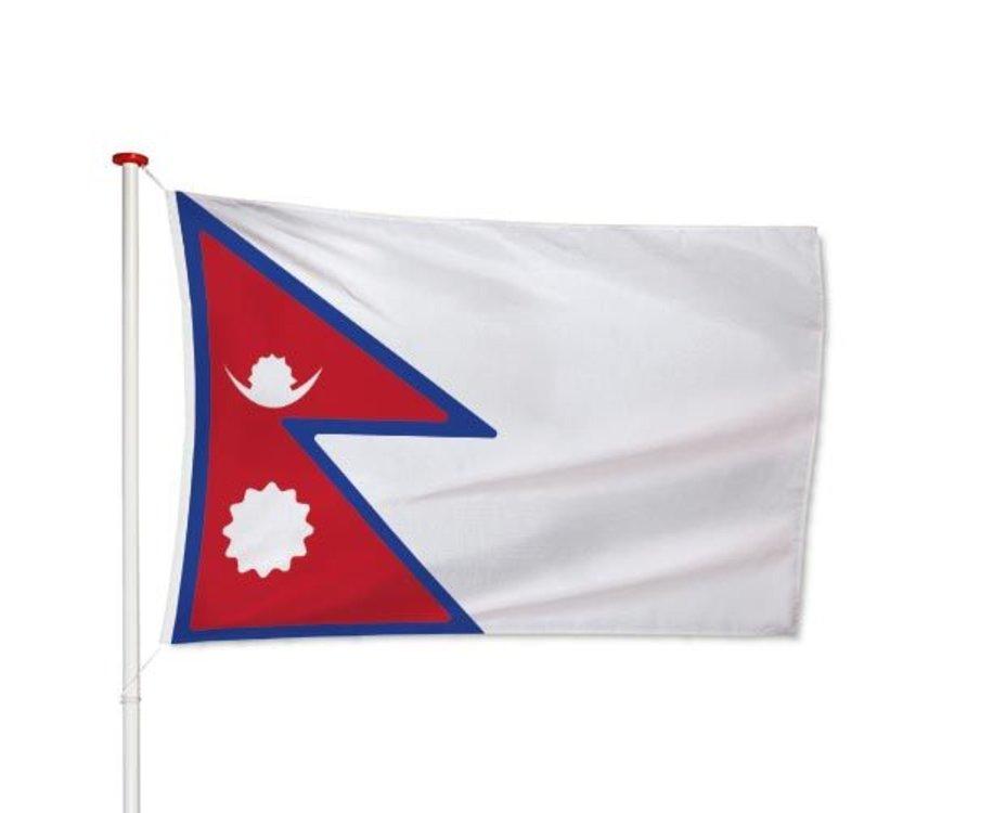 Nepalese Vlag