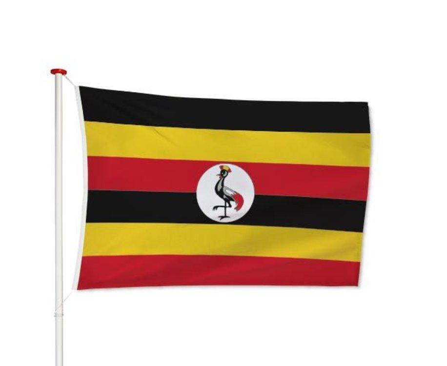 Oegandese Vlag
