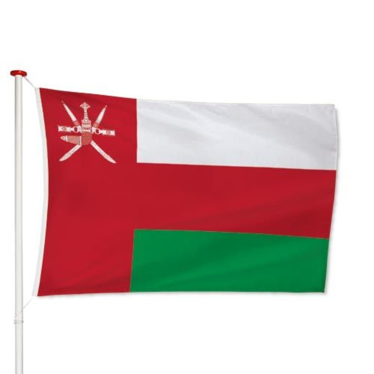 Omaanse Vlag