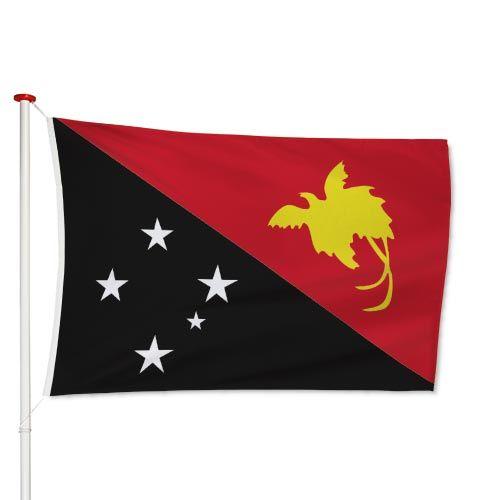 Papoea-Nieuw-Guineese Vlag