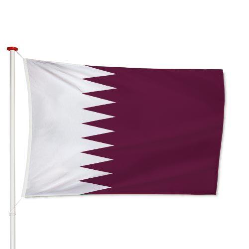 Qatarese Vlag