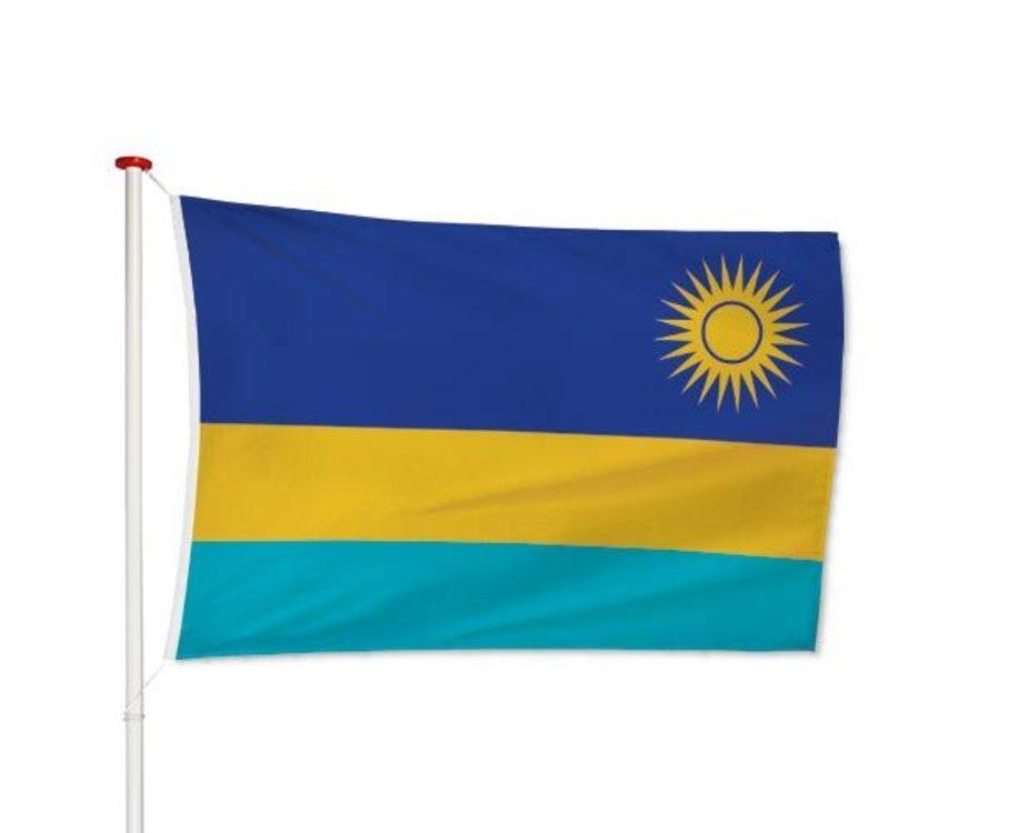 Rwandese Vlag