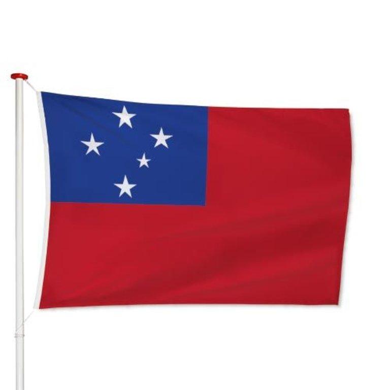 Samoaanse Vlag