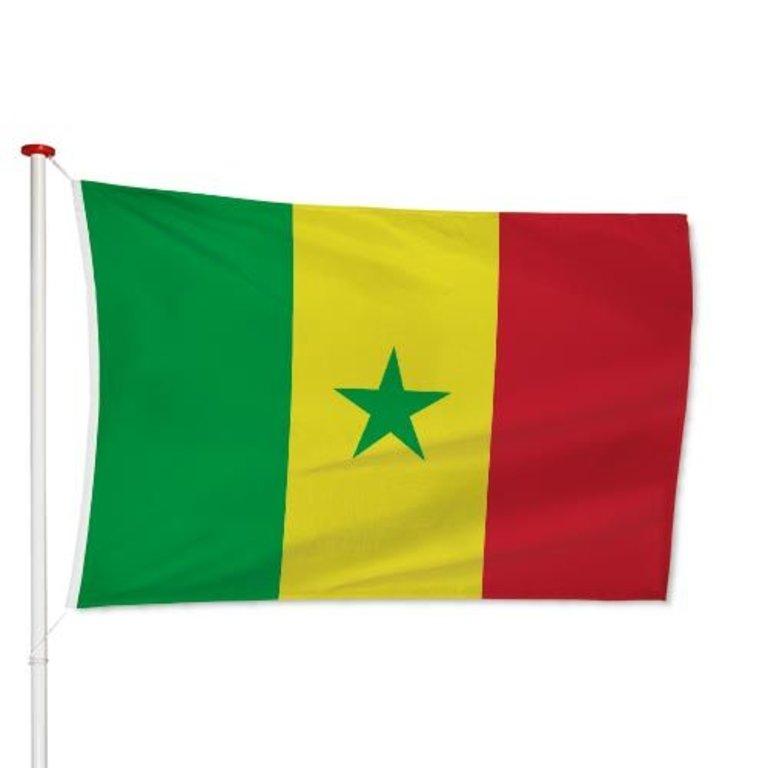 Senegalese Vlag