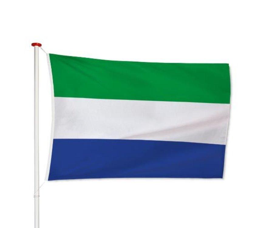 Sierra Leoonse Vlag