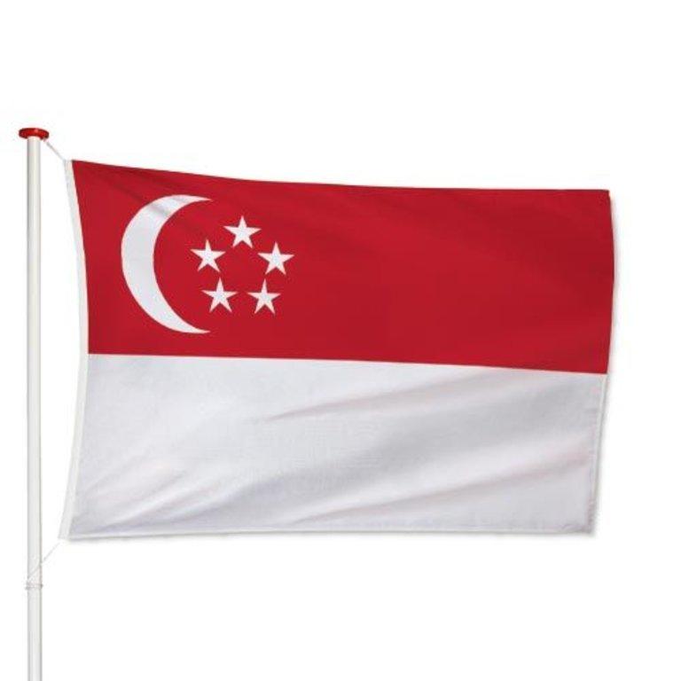 Singaporese Vlag
