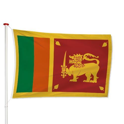 Sri Lankese Vlag