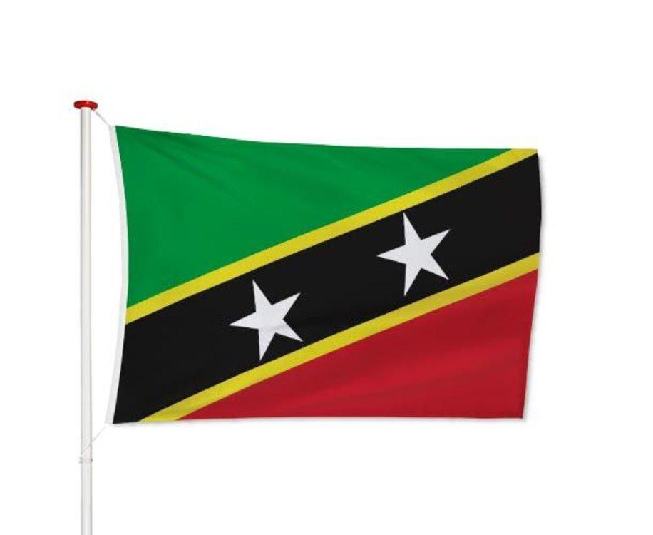 Saint Kitts en Nevis Vlag