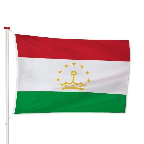 Tadzjiekse Vlag