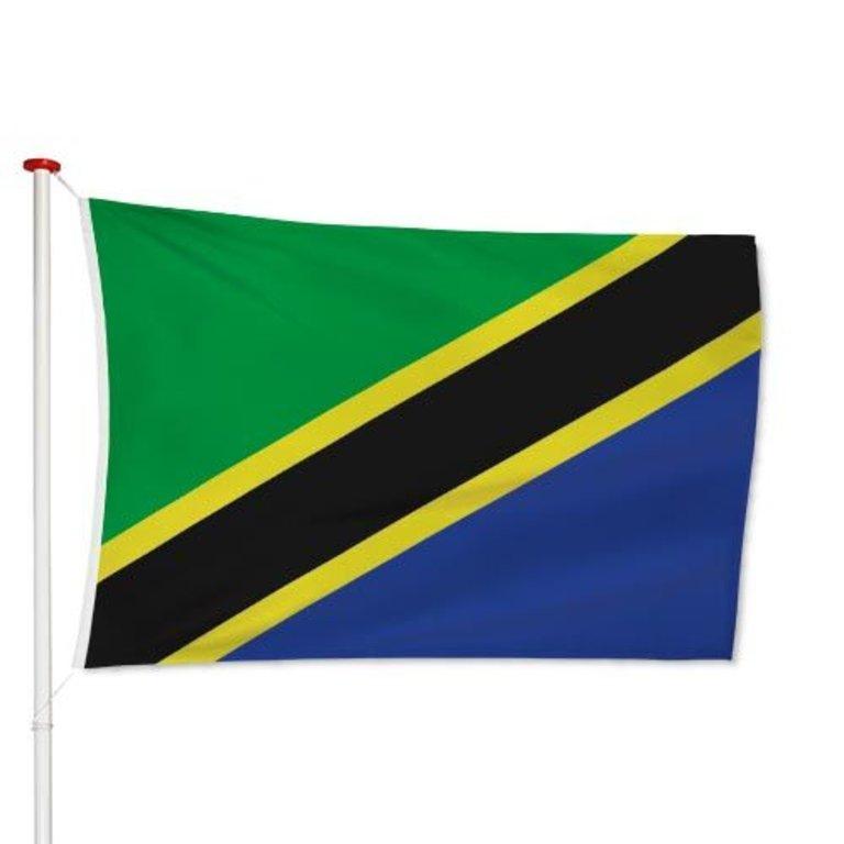 Tanzaniaanse Vlag