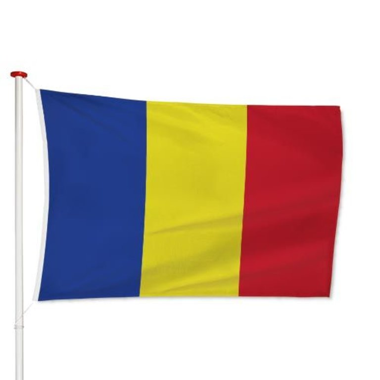 Tsjadische Vlag
