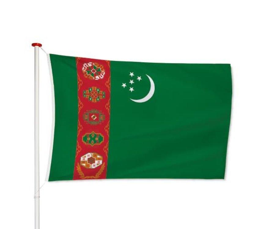 Turkmeense Vlag