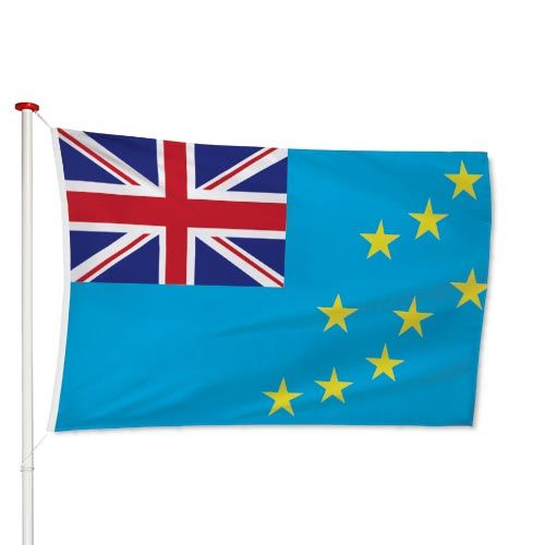 Tuvaluaanse Vlag