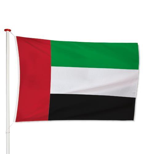 Verenigde Arabische Emiraten Vlag