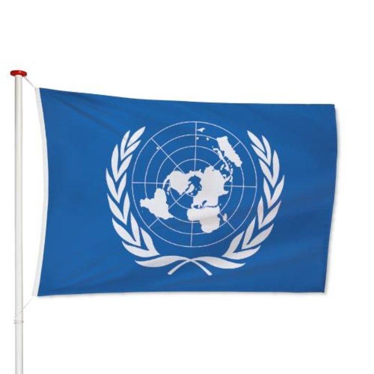 Verenigde Naties Vlag