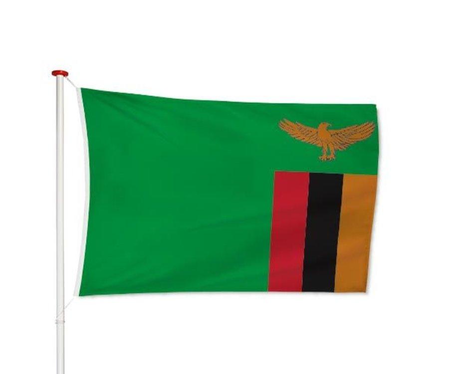Zambiaanse Vlag