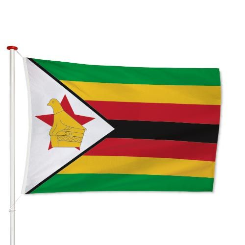 Zimbabwaanse Vlag