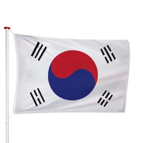 Zuid-Koreaanse Vlag