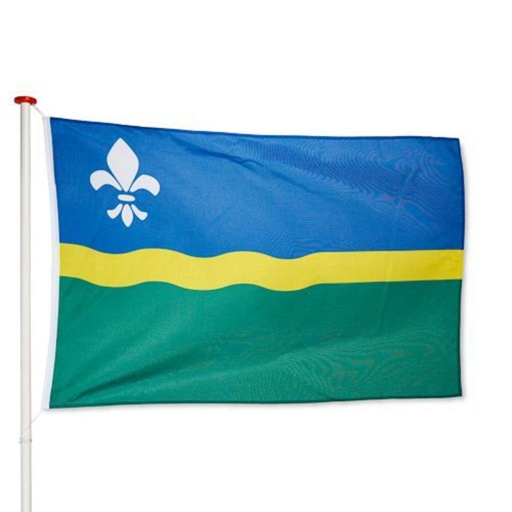 Vlag Flevoland / Flevolandse vlag