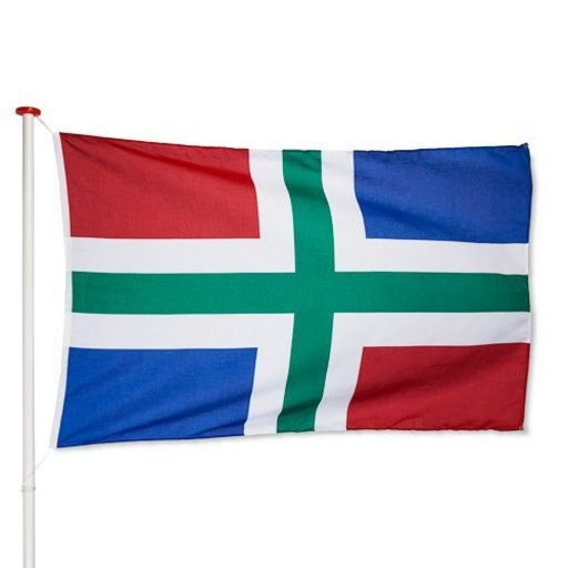 Vlag Groningen