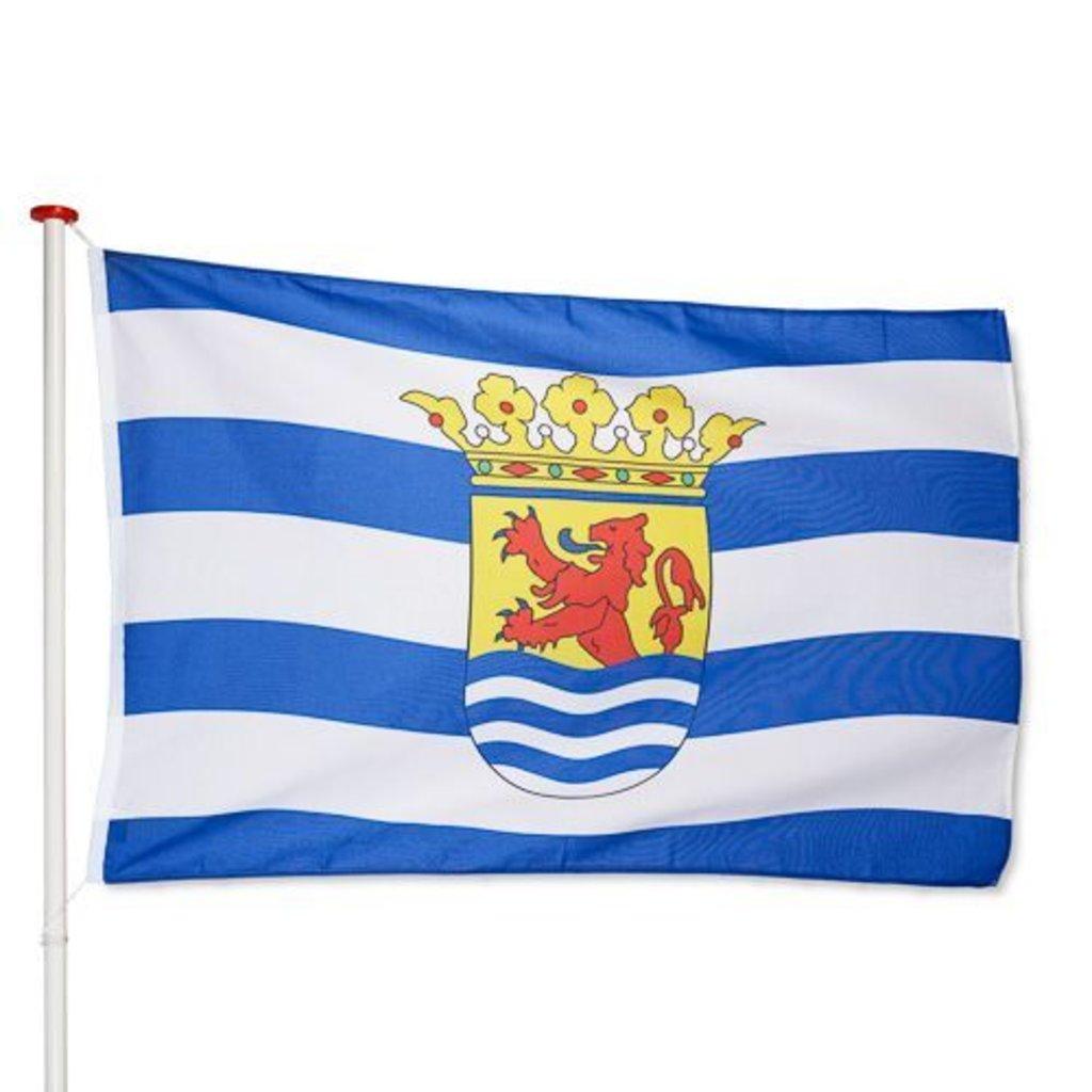 Vlag Zeeland / Zeeuwse vlag