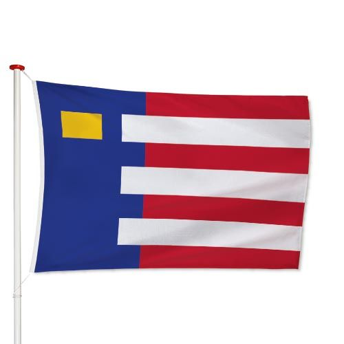 Vlag Baarle-Nassau