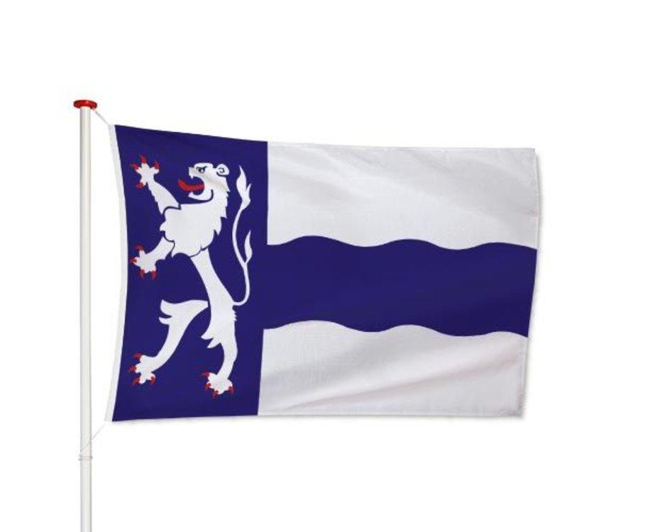 Vlag Haarlemmerliede en Spaarnwoude