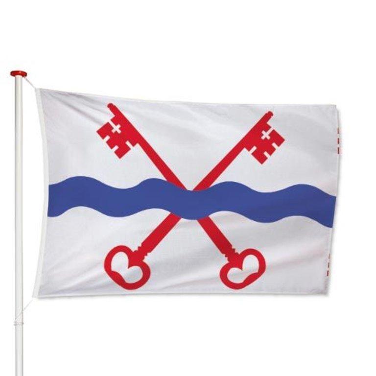 Vlag Leiderdorp