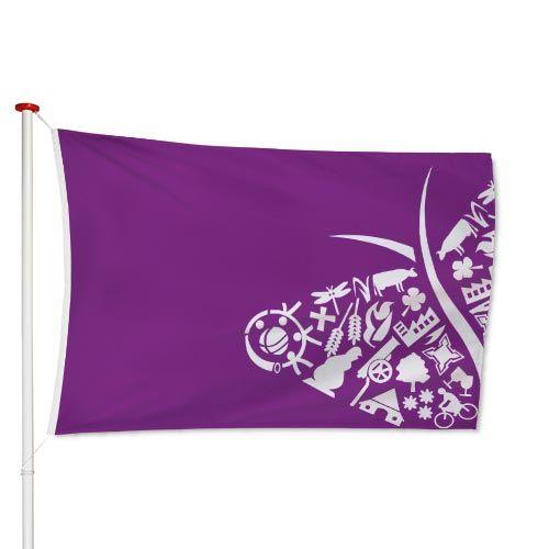 Vlag Oost Gelre