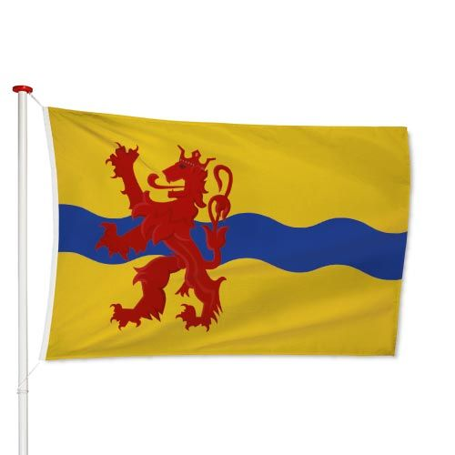 Vlag Valkenburg aan de Geul