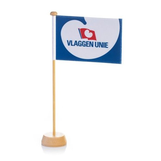 Bedrukte tafelvlaggen