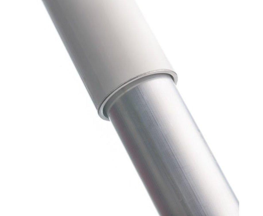 Aluminium baniermast 70mmØ 7 meter