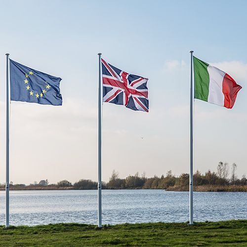 Welke vlaggen zijn populair?