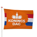 Koningsdag Vlaggen & Wimpels