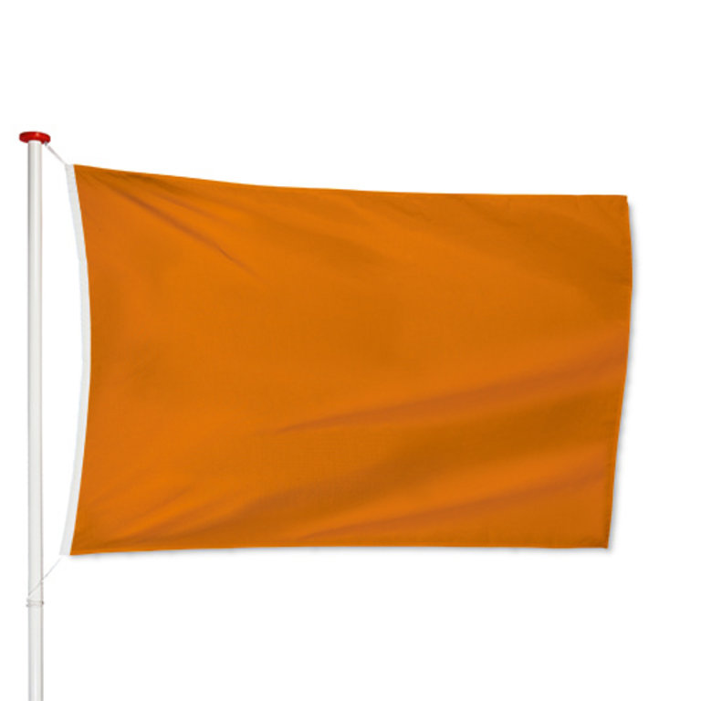 Oranje vlag