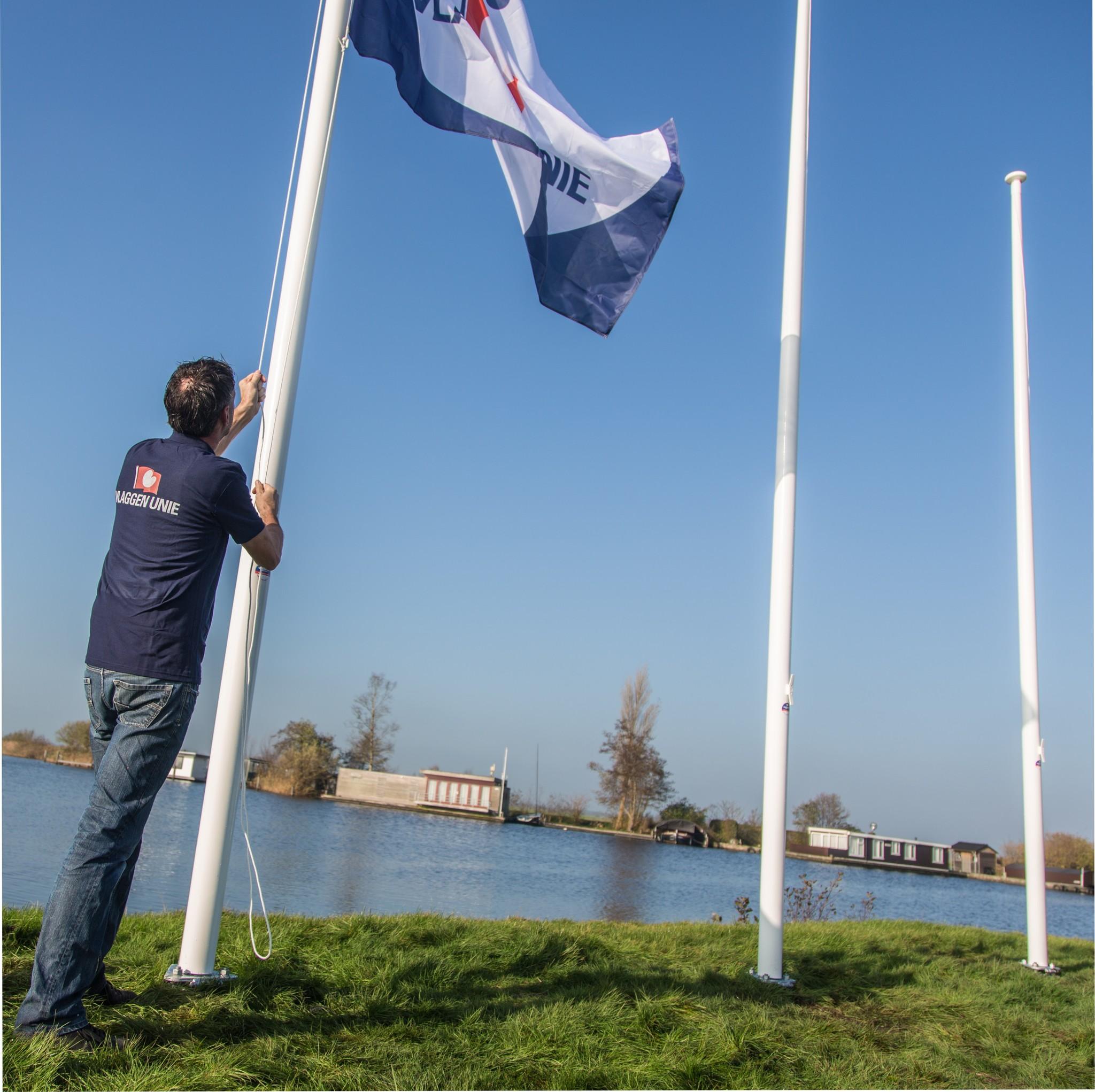 Vlaggen wisselen