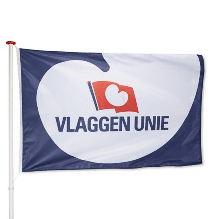 Bedrukte vlag