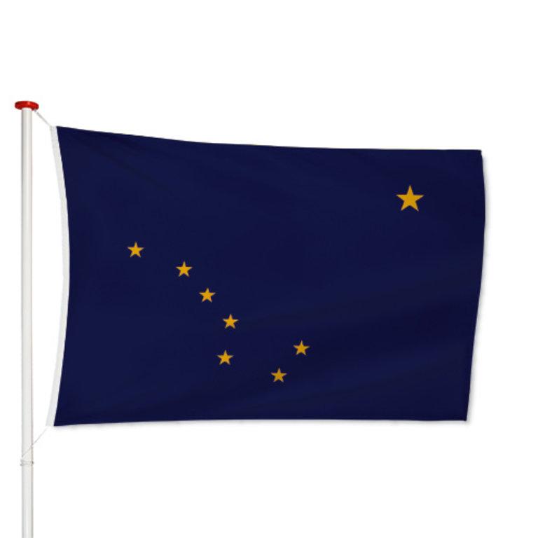 Alaska Vlag