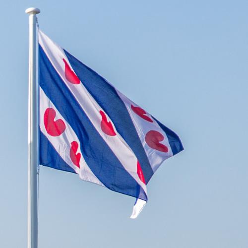 De oorsprong van de Friese vlag