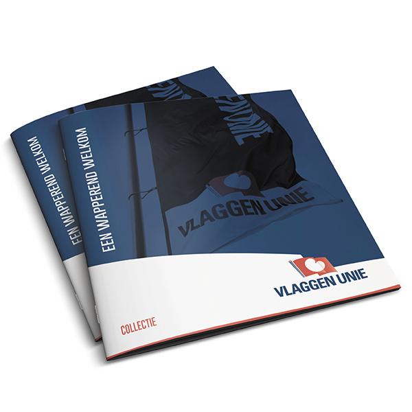 Brochure Vlaggen Unie